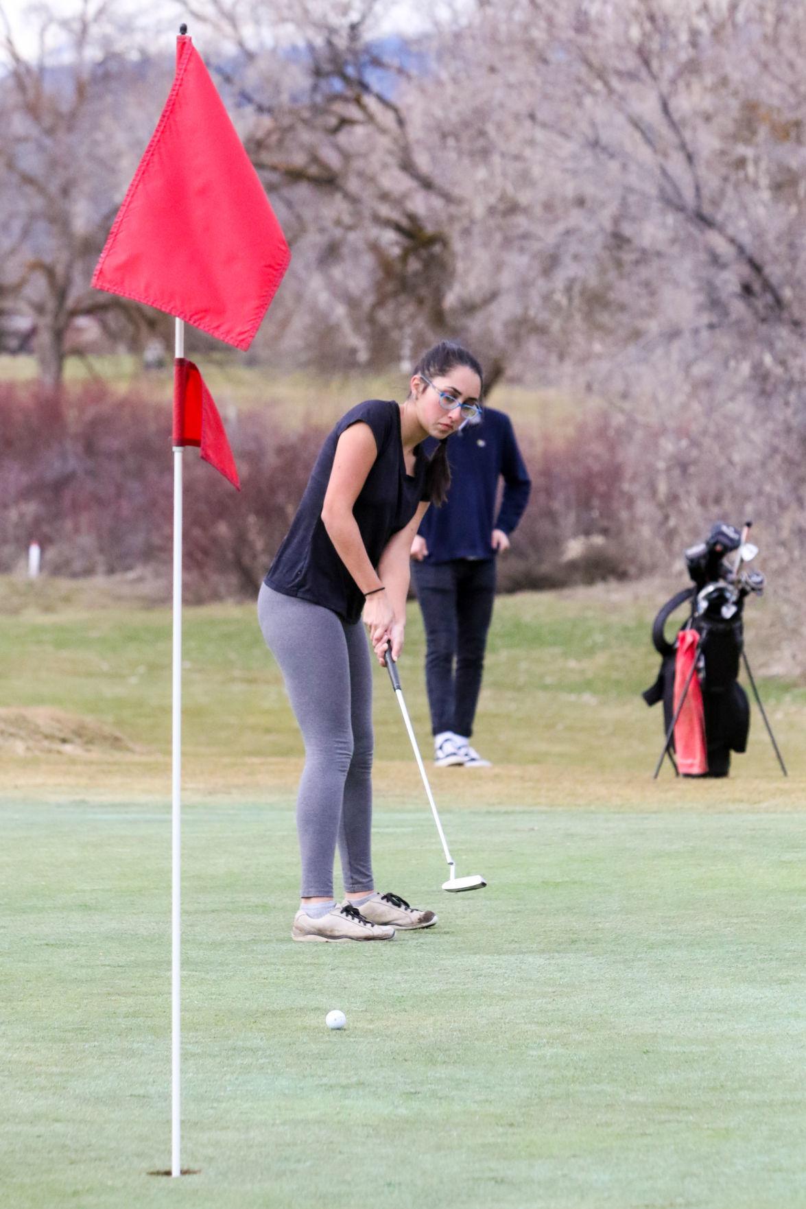 Kathryn Crimp Golf