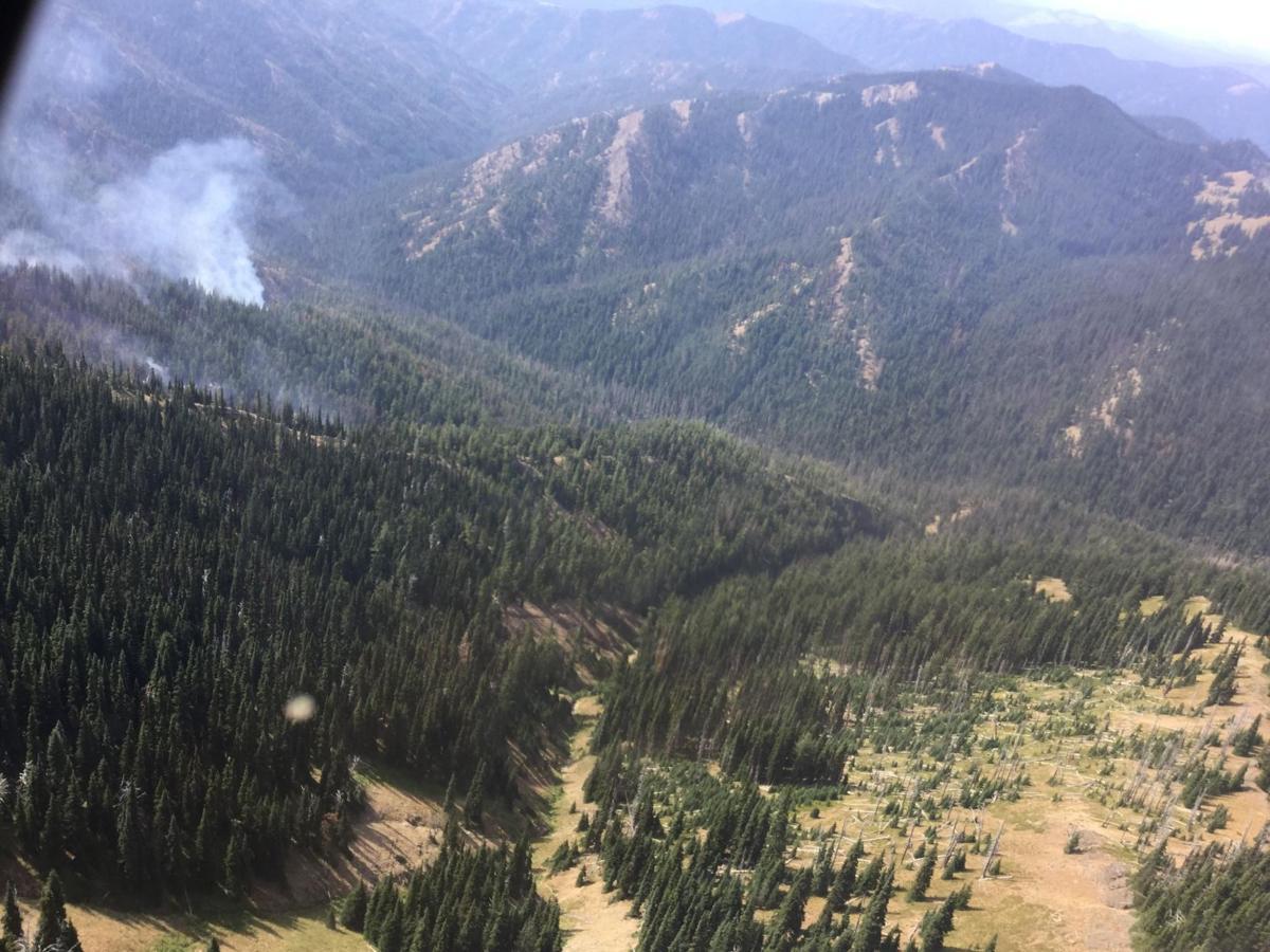 Meeting On Jolly Mountain Fire Scheduled Tonight News
