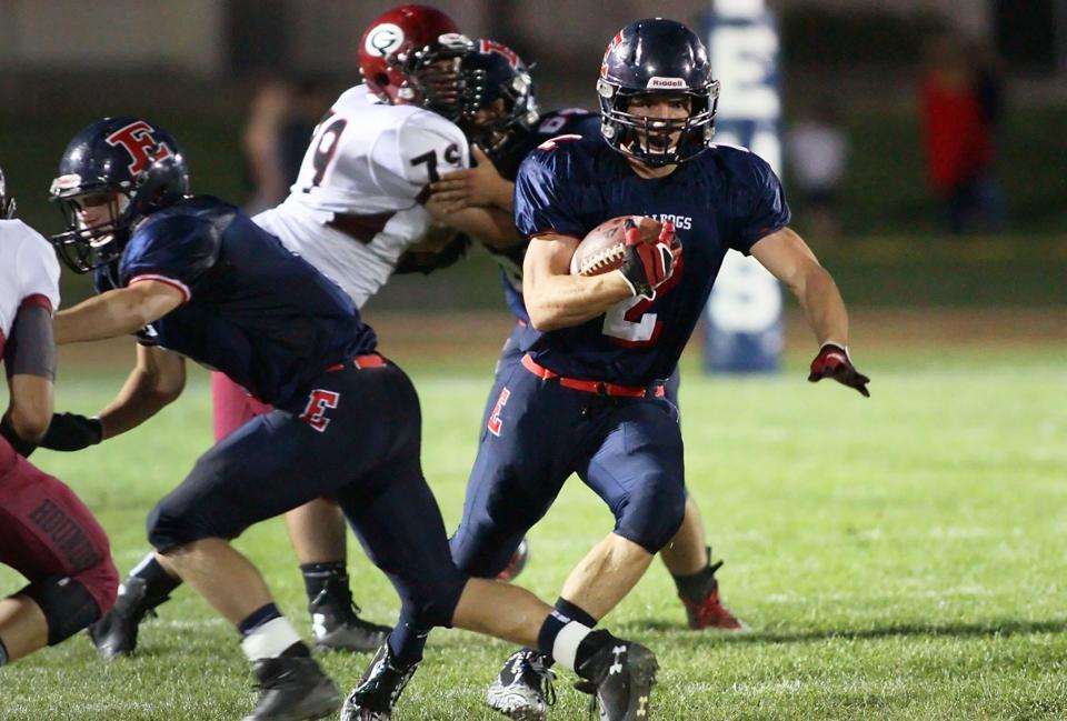 Ellensburg High School Football Takes On Unbeaten Selah