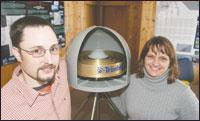 Catching the movementEarth plate observatory may find answers
