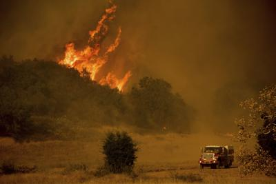 Budget Battle Wildfires