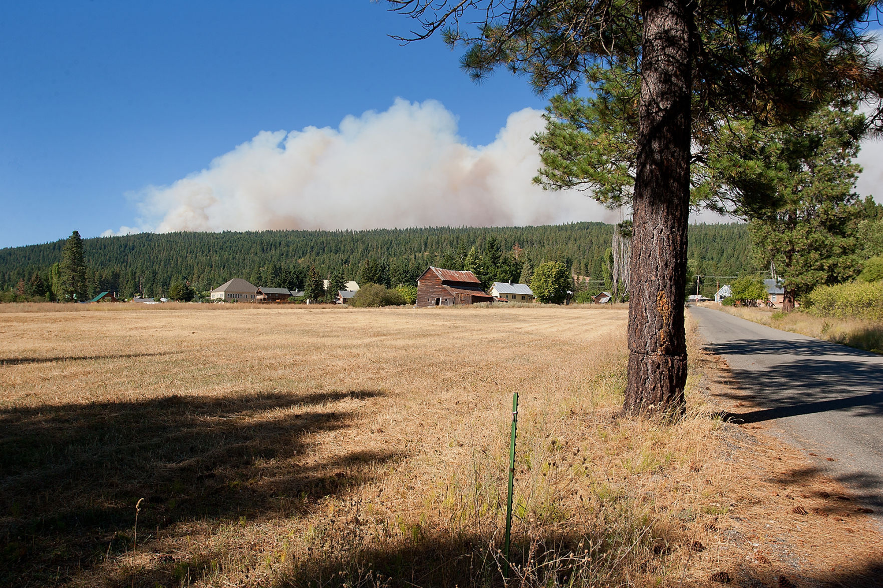 Governor Inslee declares State of Emergency due to fire danger