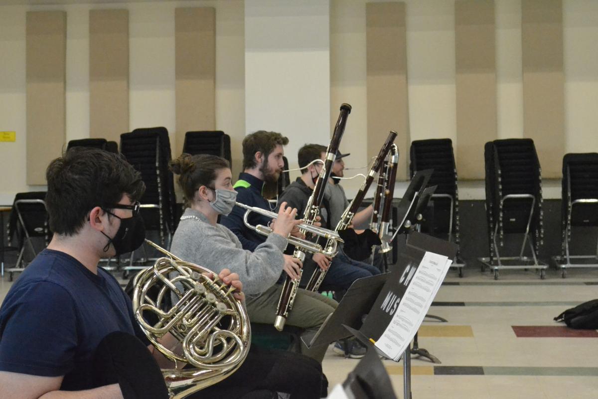 CWU band