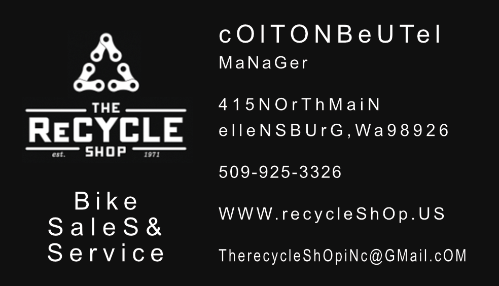 The Recycle Shop