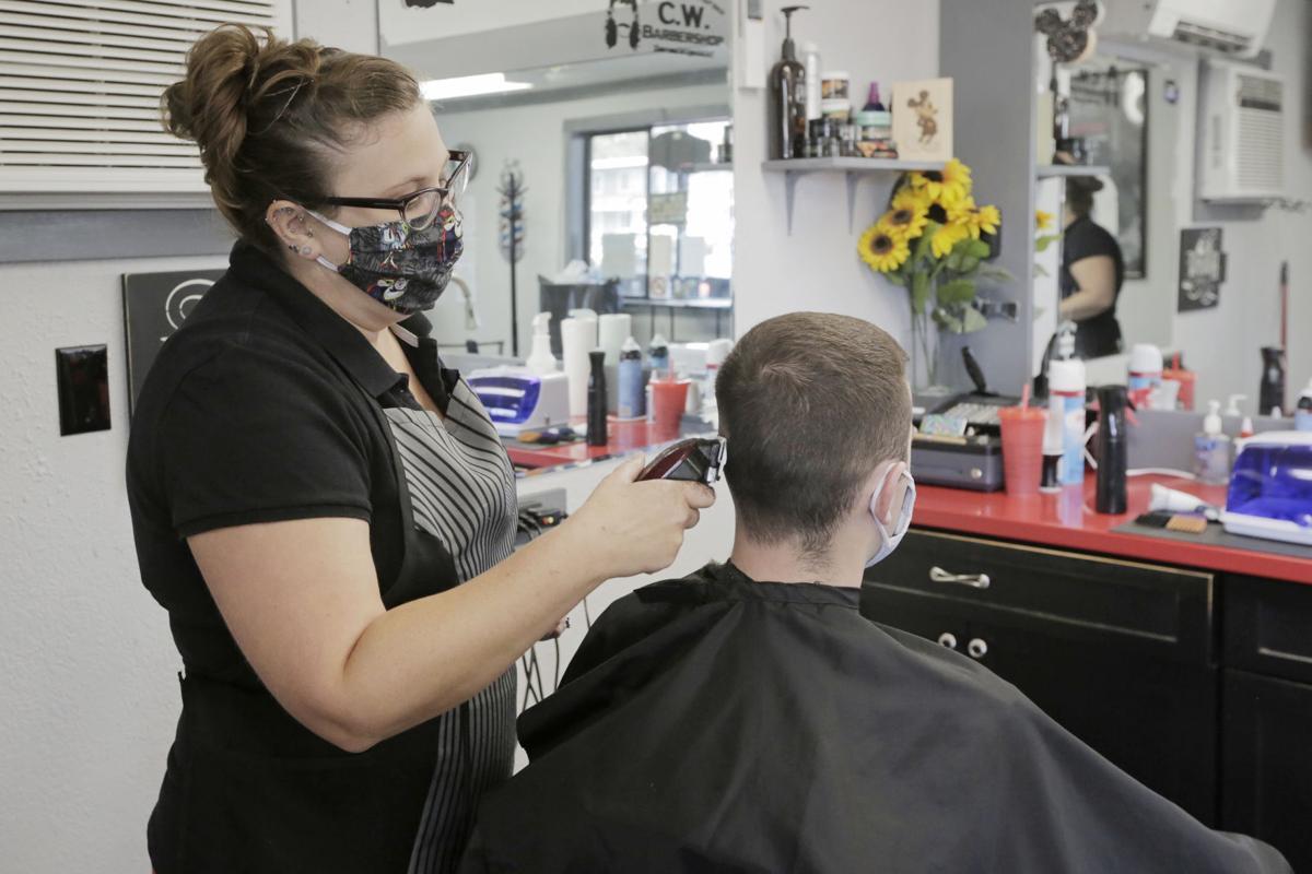 CW Barber