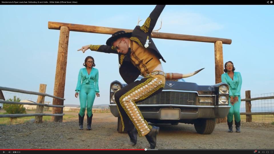 Macklemore and Ryan Lewis shoot music video in Kitas County ...