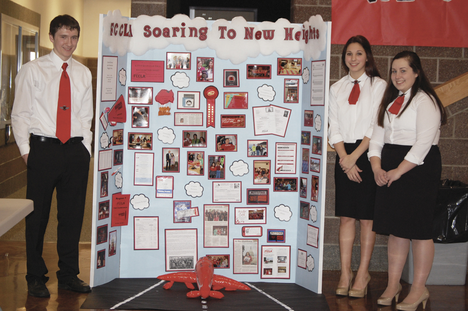 Kittitas FCCLA Students Headed To State Competition