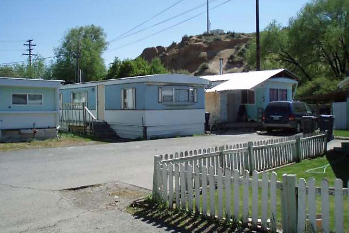 County To Buy Mobile Home Park