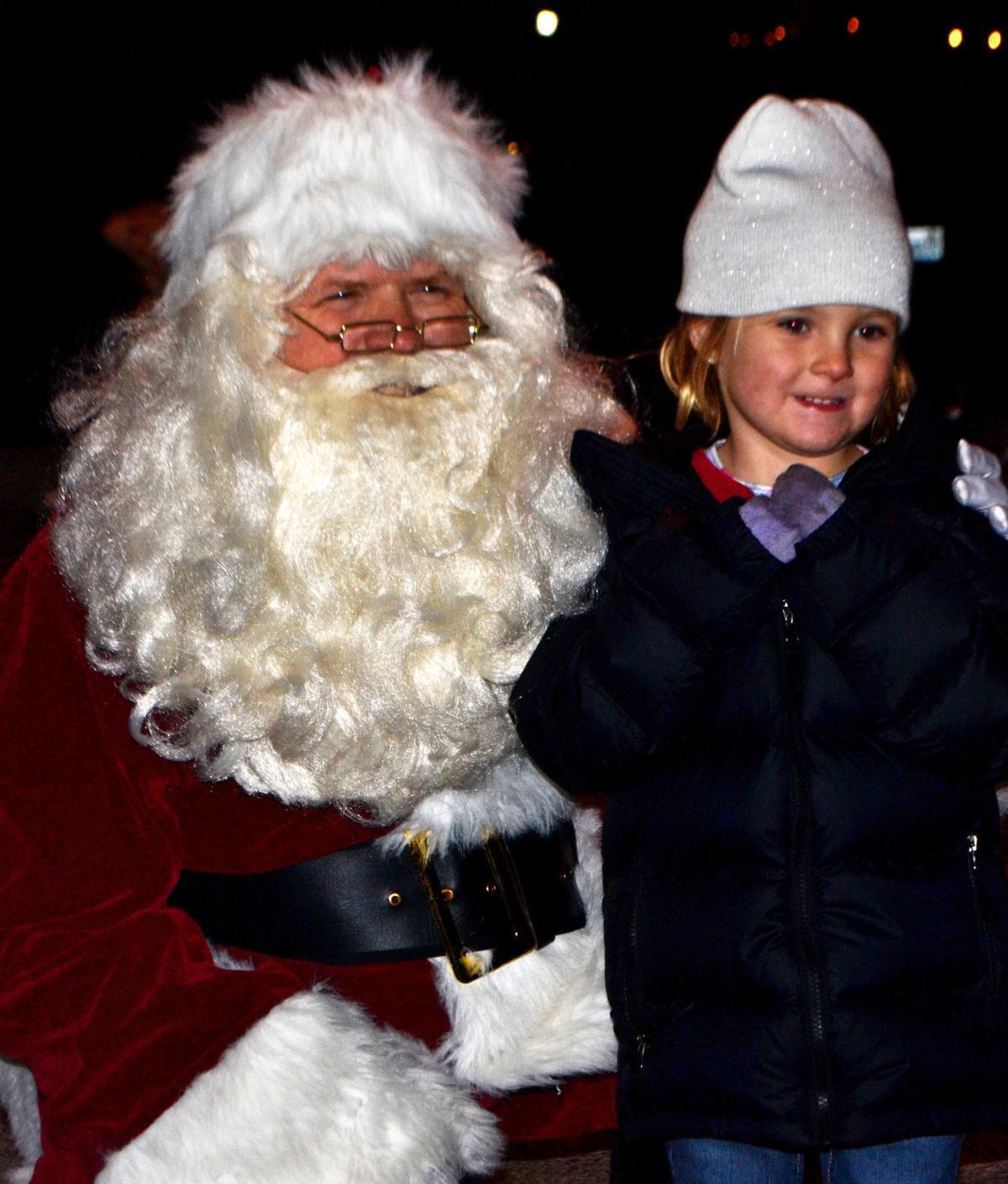 Moments to Remember Santa