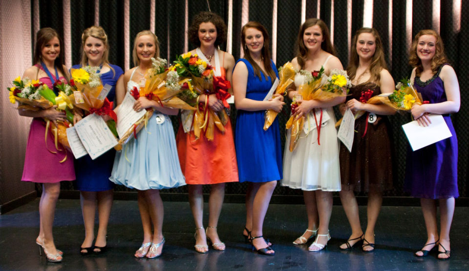 2013 Distinguished Young Woman selected   Scrapbook ...