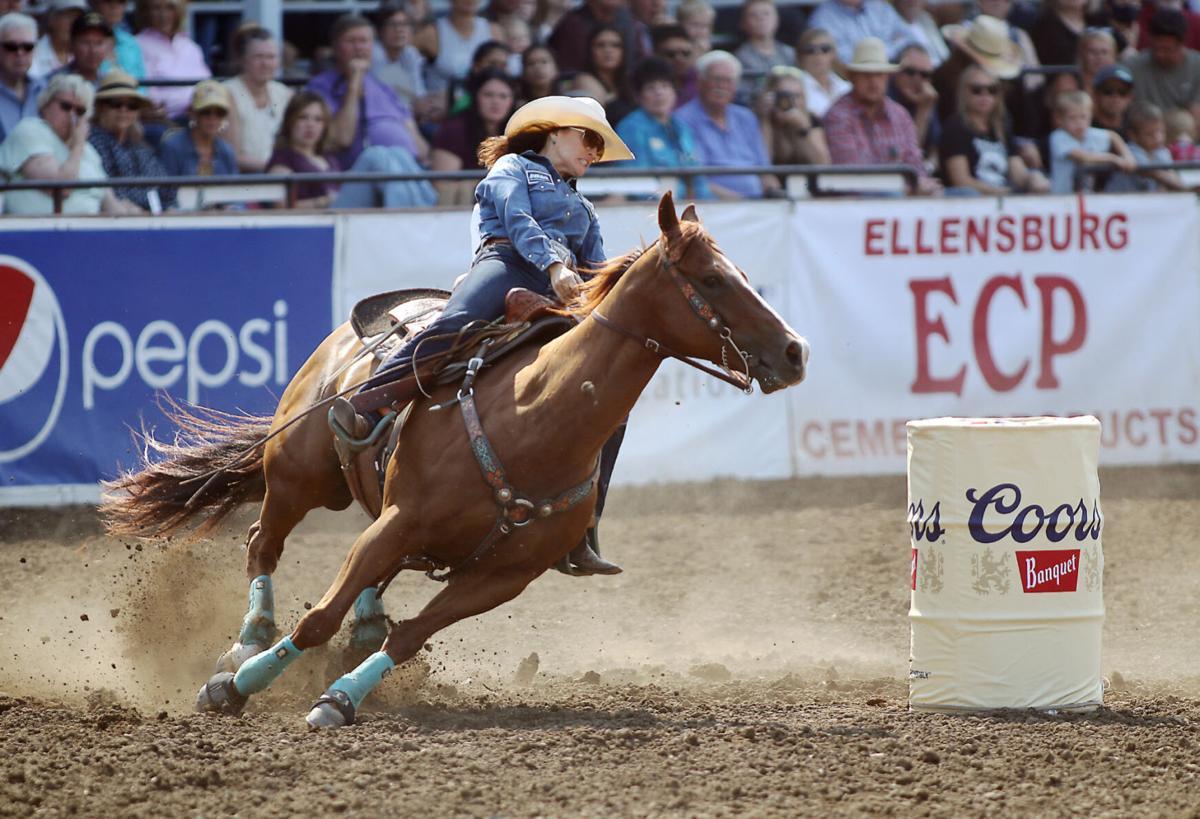 Ellensburg Rodeo Finals 2021