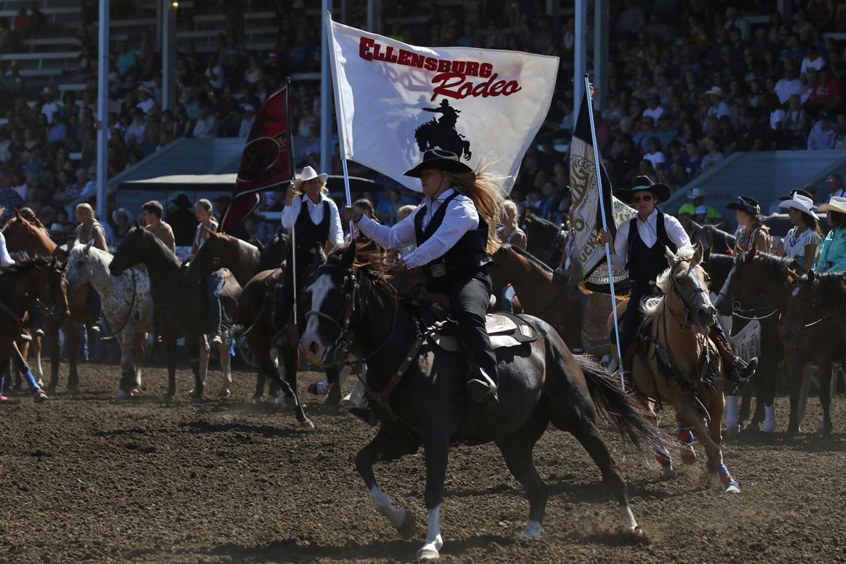 Ellensburg Rodeo Finale
