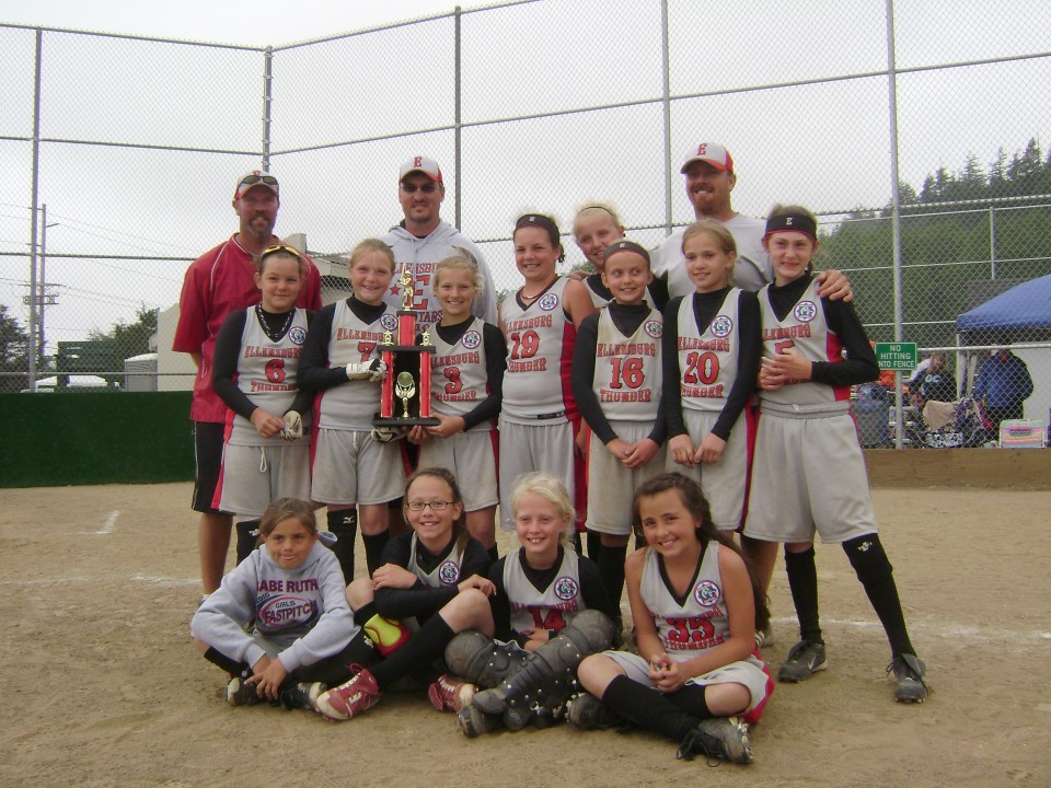 Pair Of Ellensburg Youth Fastpitch Teams Headed To Regional Championships Sports Dailyrecordnews Com