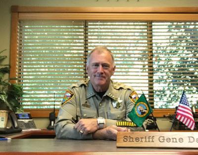 Sheriff Gene Dana