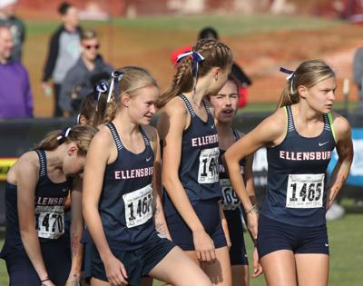 EHS cross country