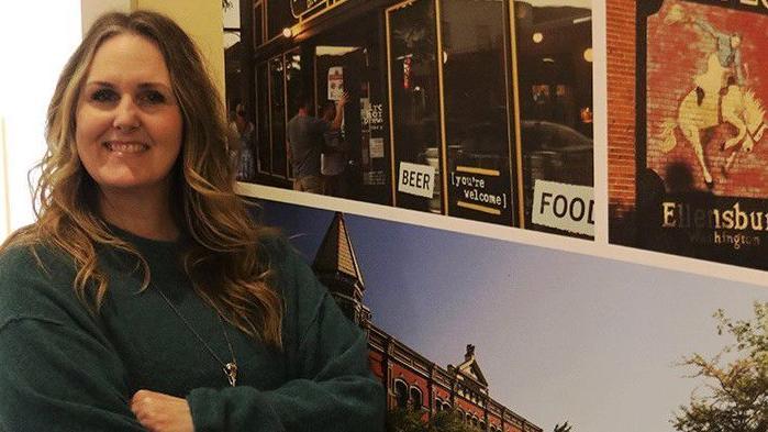 New Ellensburg Downtown Association executive director settling in