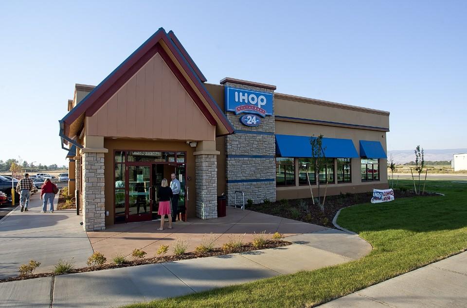 55c86c2c4ca Ellensburg IHOP restaurant opens today   Business   dailyrecordnews.com