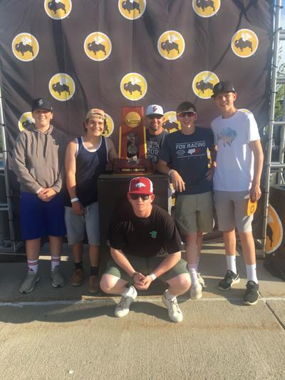 Ellensburg summer baseball in Omaha
