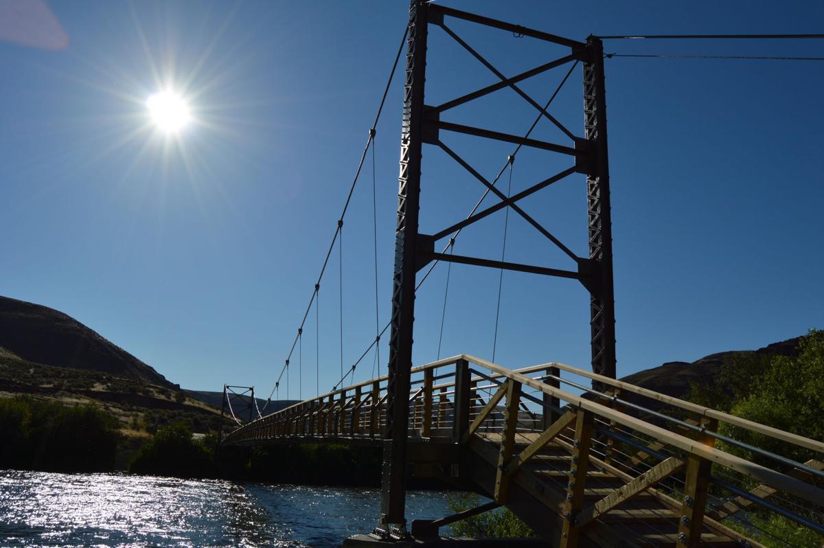 Umtanum Bridge reopens for recreators in Yakima River Canyon