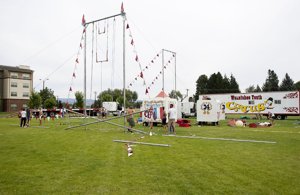 Wenatchee Youth Circus