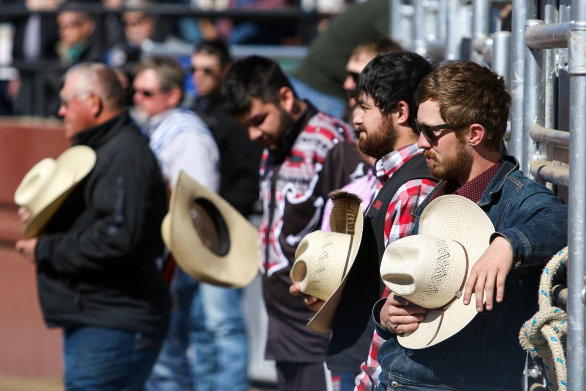 Sunday College Rodeo