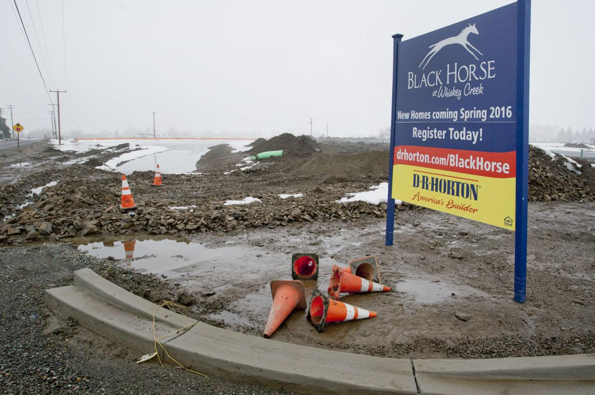 BLACK HORSE FLOODING 2016