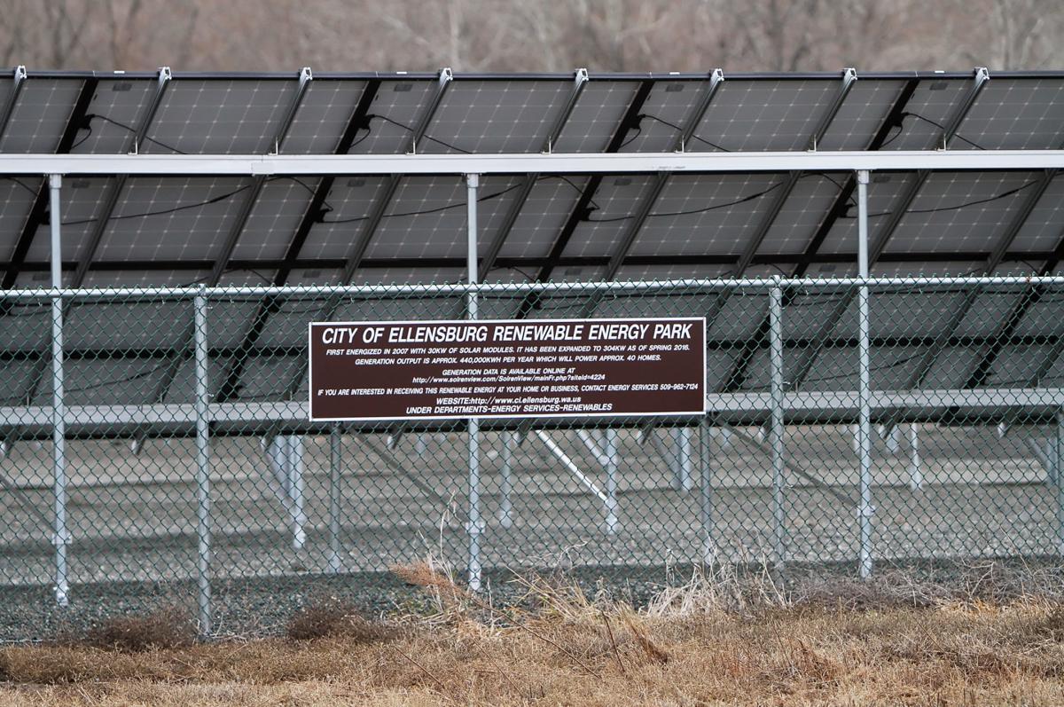 Ellensburg Solar Park