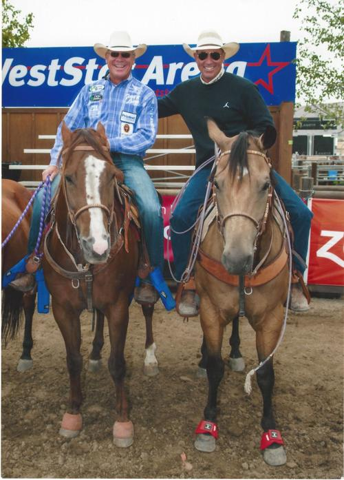 Ellensburg Rodeo Hall of Fame Cooper Barnes   Ellensburg