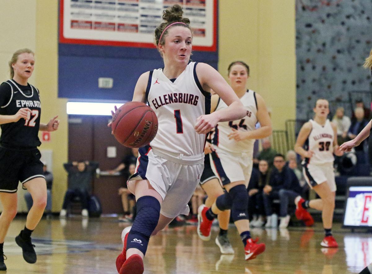 Girls Basketball: EHS vs Ephrata