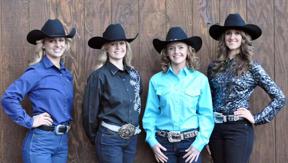 Rodeo Royal Court candidates
