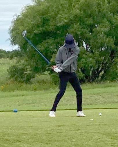 Garrison High School Boys Golf — Regan Todd