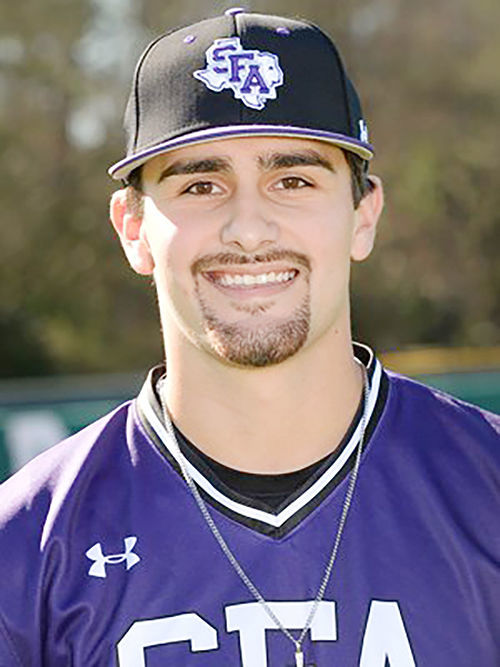 SFA Baseball - Jeremy Rodriguez