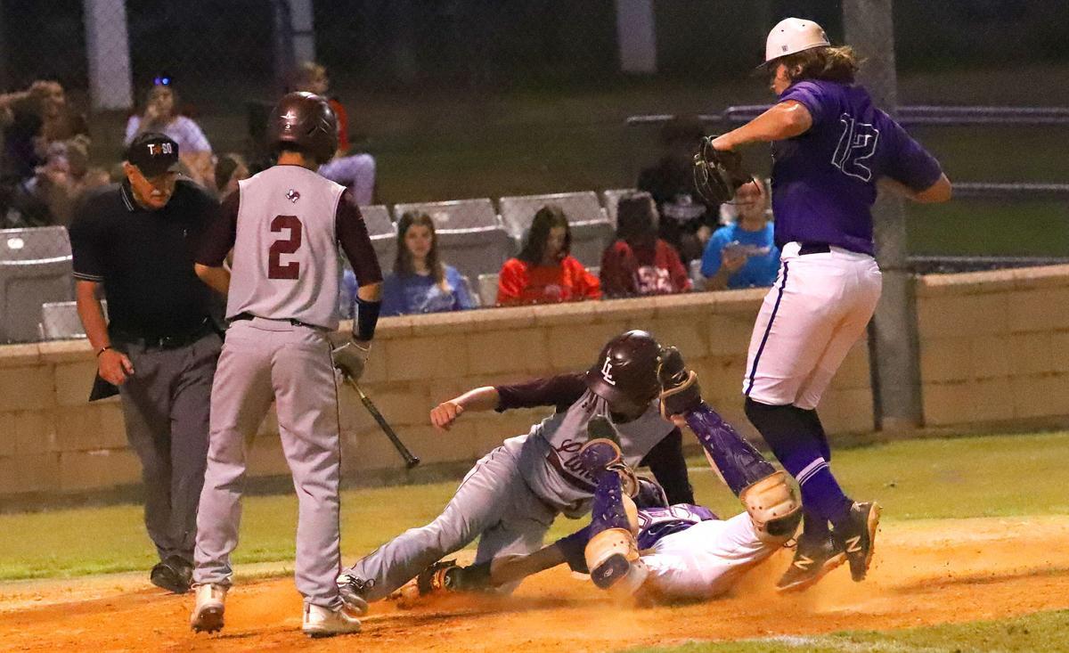 Cushing Bearkat Baseball