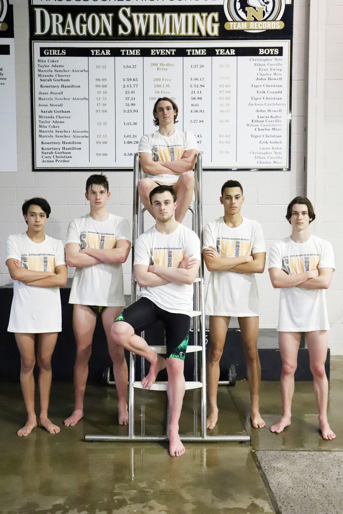 Nacogdoches Dragons - Swimming