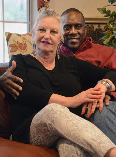 Deborah and Reggie Cotton Jr.