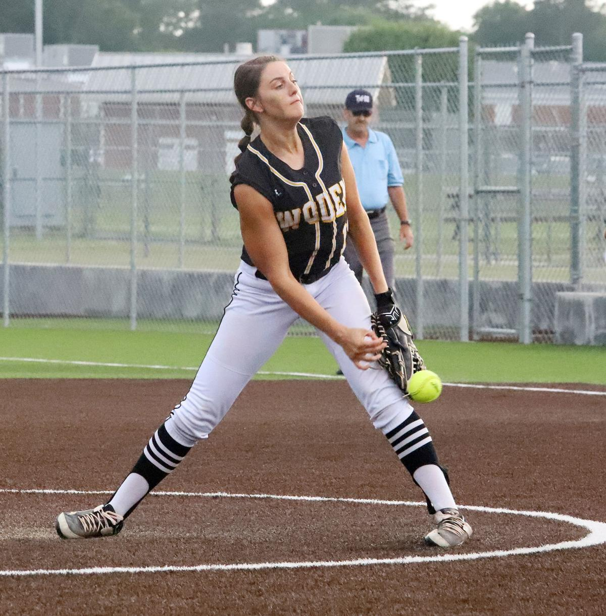Woden Lady Eagles - Reese Taylor