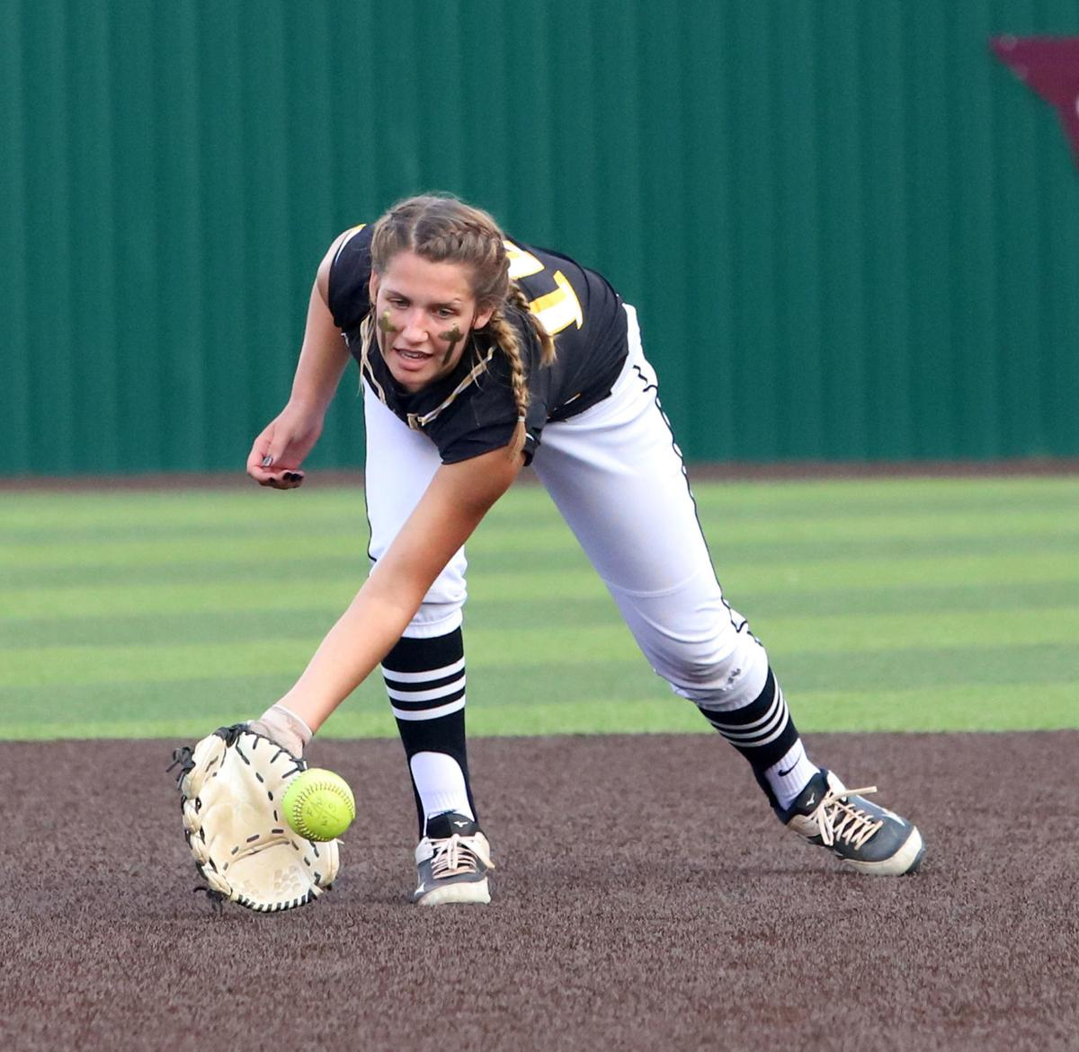 Woden Lady Eagles - Shelby Brookshire