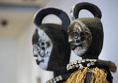 Minneapolis collector's African art collection fetches ...   African Art Collection