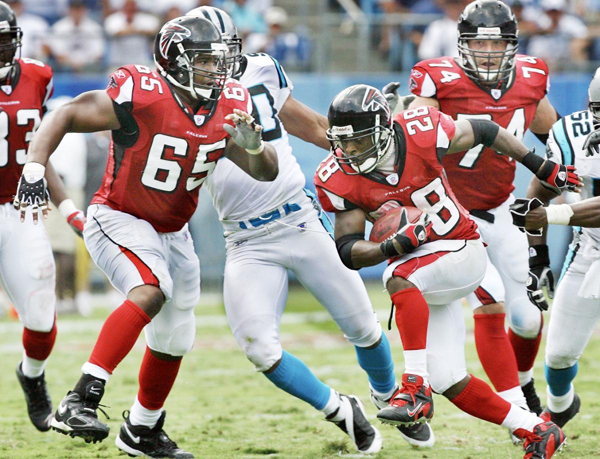 Atlanta Falcons - Kynan Forney
