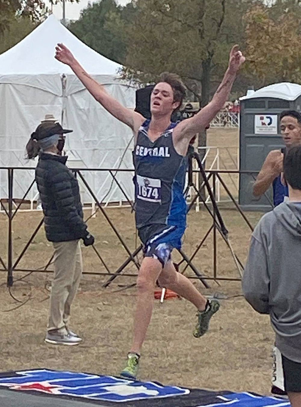 Central Heights Cross Country — Fletcher Colgan