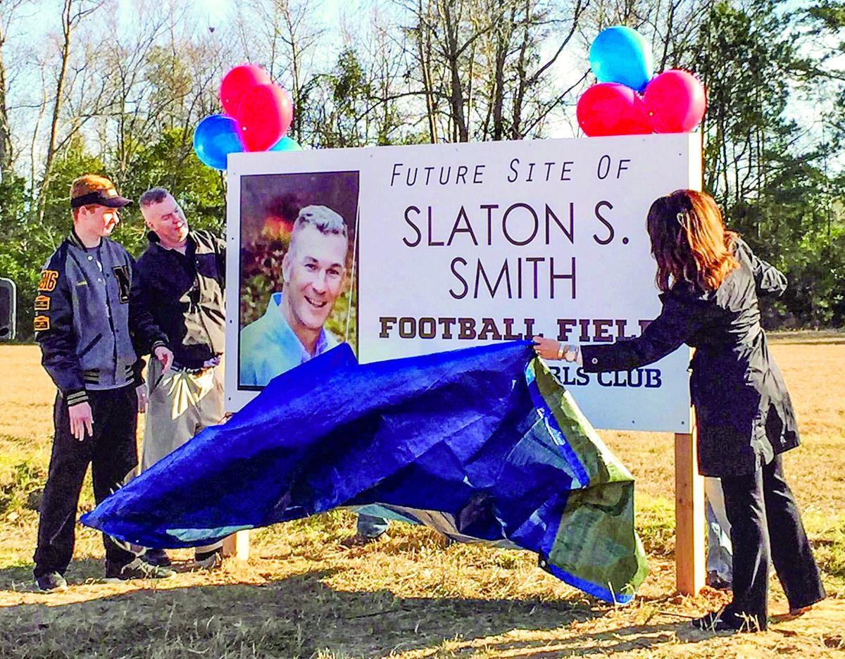 Slaton S. Smith Field