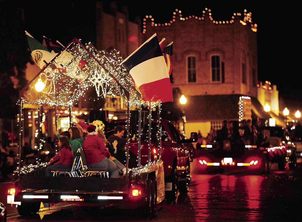 Nacogdoches Christmas Parade 2021 Classic Film Theme Highlights Annual Parade Local News Dailysentinel Com