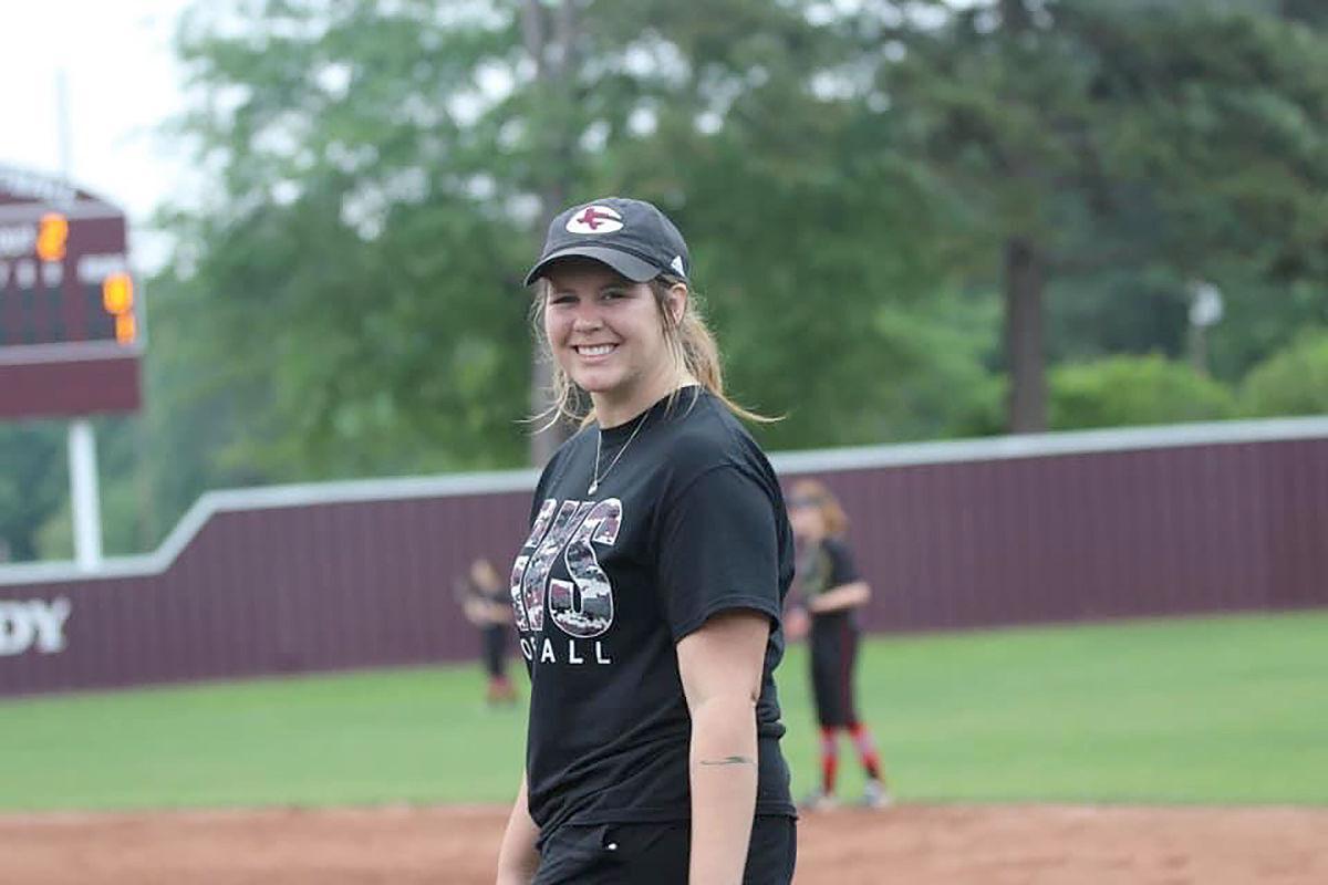 Caleigh Baldridge - Garrison Softball Coach