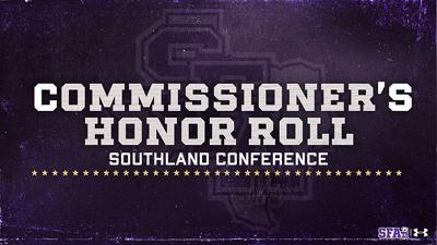 Commissioner's Honor Roll