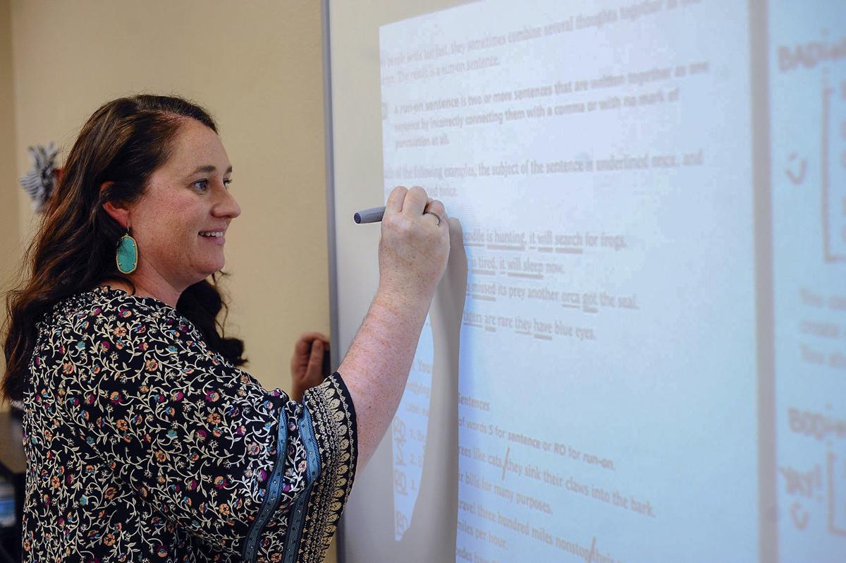 Teacher Feature 2