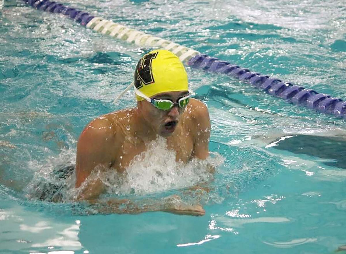 Nacogdoches Swimming — Alister Jackson