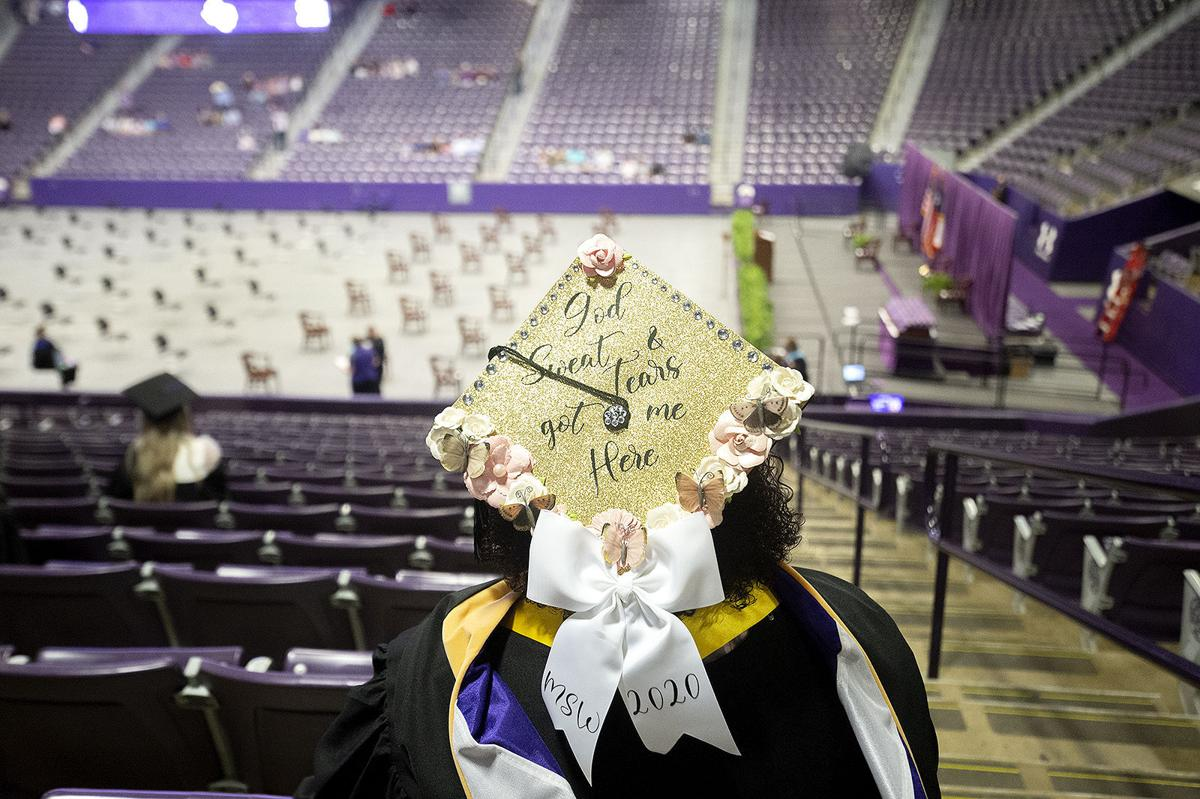 SFA Graduation May 7, 2021