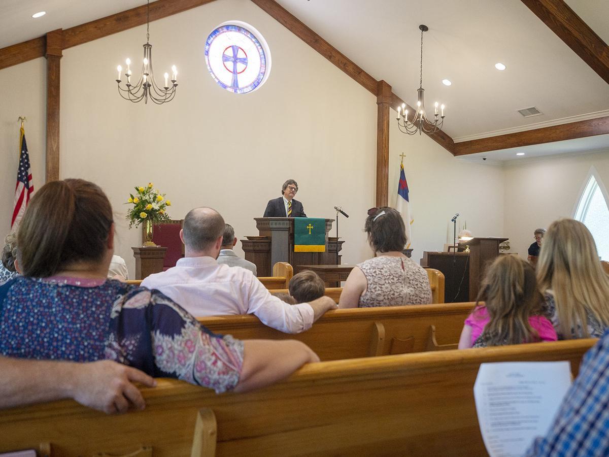 Trawick Presbyterian dedicates new building