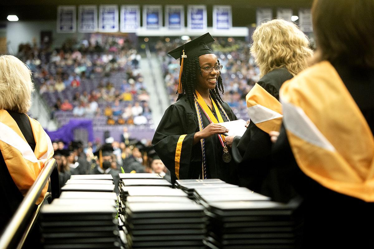 NHS Graduation, May 28, 2021