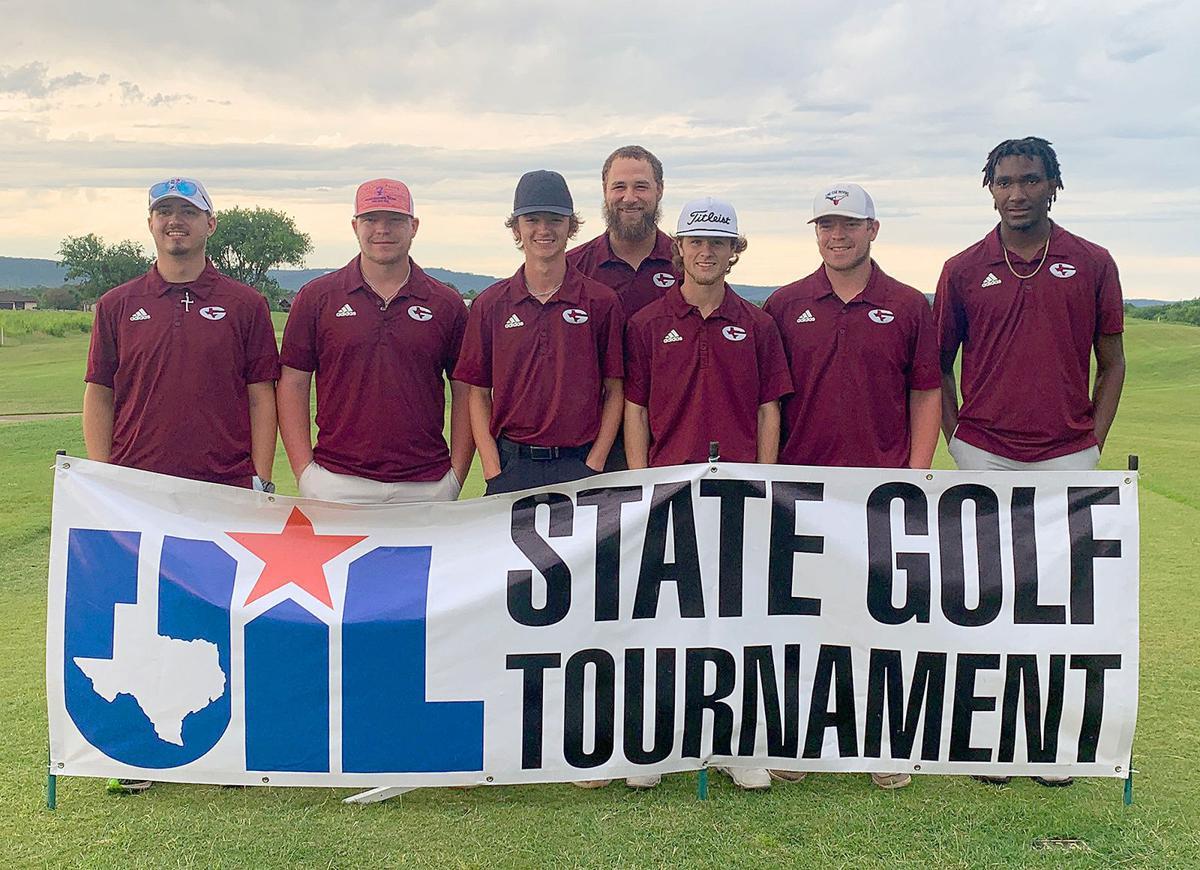 Garrison High School Boys Golf Team
